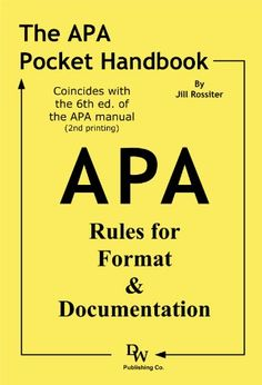 apa format for research paper pdf latest edition