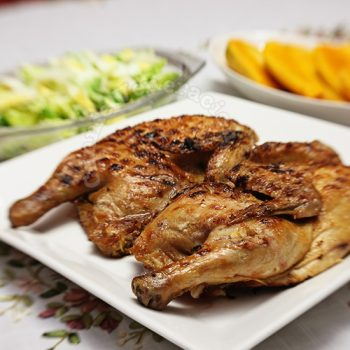cook instructions for chicken inasal