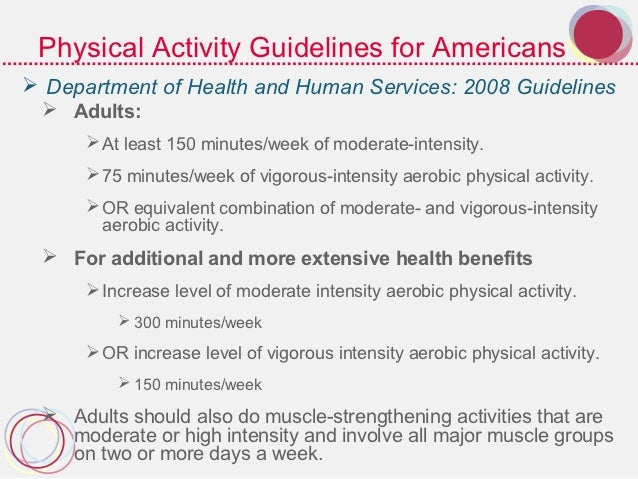 aerobic exercise intervention guidelines american college of sports medicine