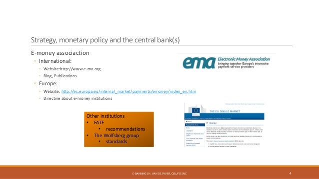 central banking and monetary policy pdf