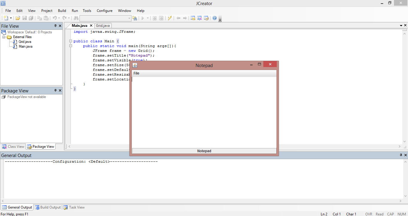 chat application in java source code