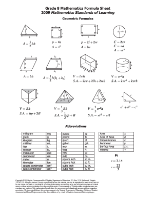 8th grade math learner module pdf