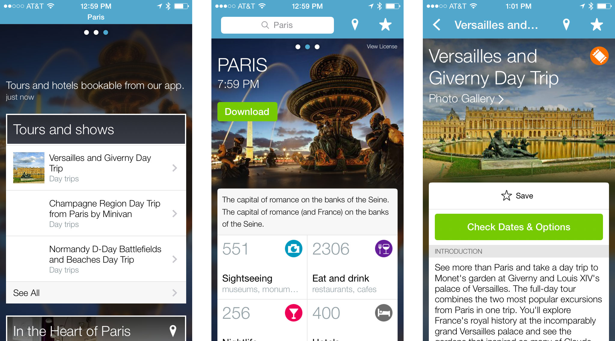 best city guide apps 2016