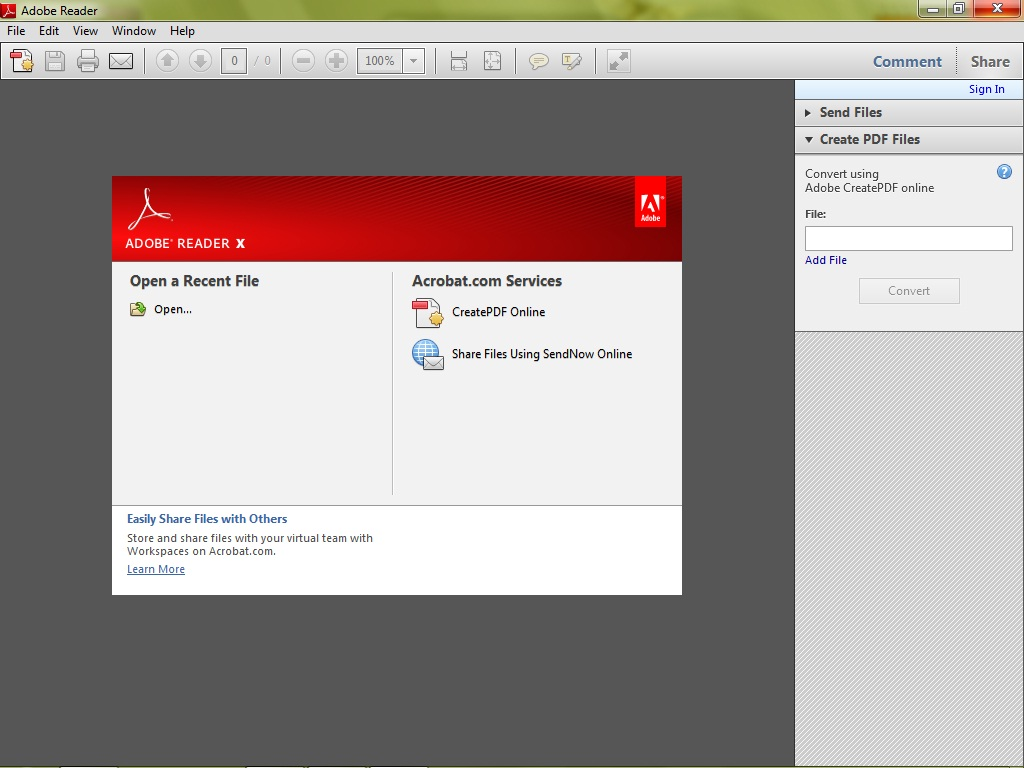 adobe pdf download port latest