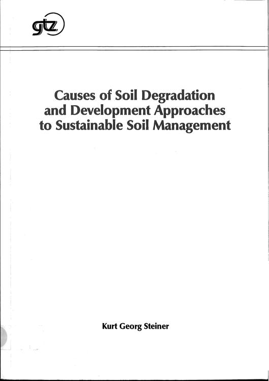 causes of land degradation pdf