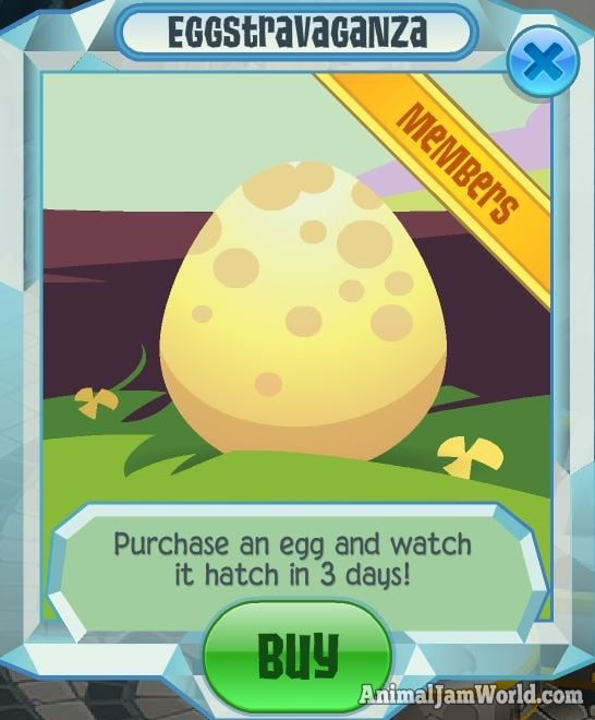 animal jam eggstravaganza pets guide