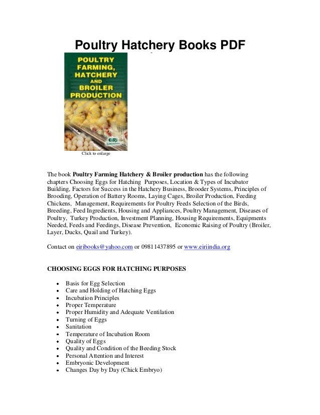 60 poultry-chicken farmer training manual pdf