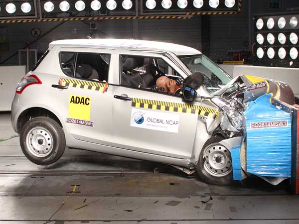 baleno crash test result pdf