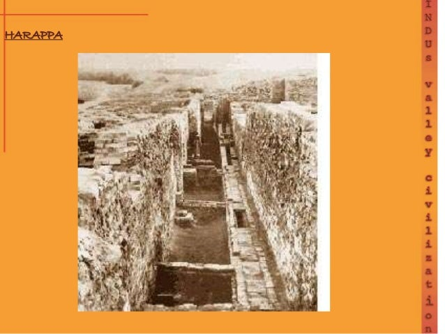 10 terms of indus valley