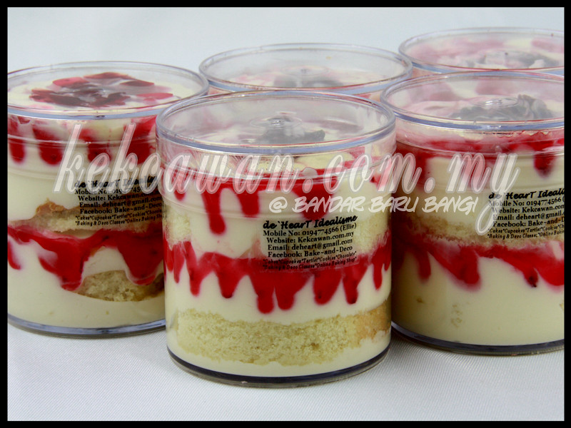 cake in a jar guidelines