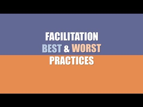 a practical guide to facilitation skills