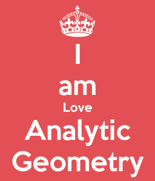 analytic geometry by love and rainville pdf