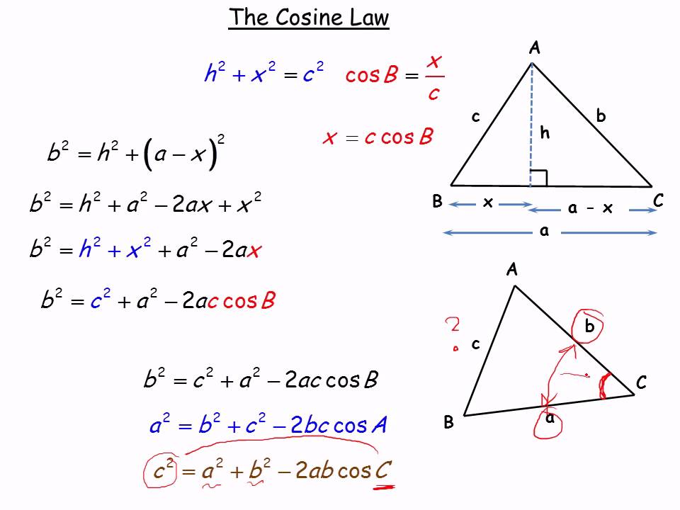 application of law of sine real life