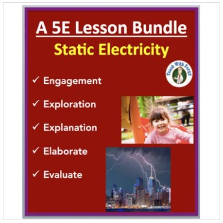 biological application of static electricity