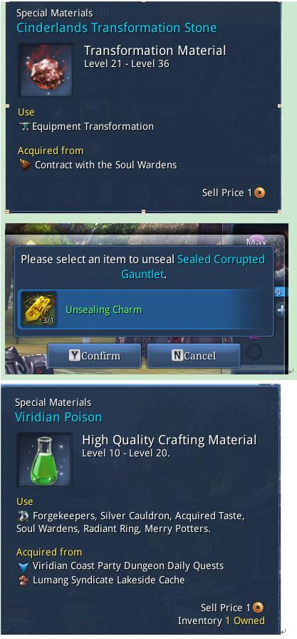 blade & soul upgrade weapon guide