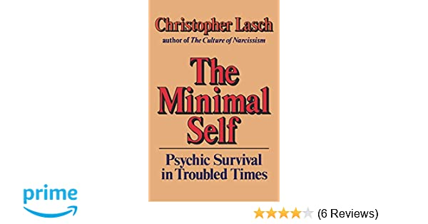 christopher lasch the culture of narcissism pdf
