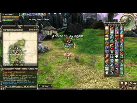 awakening quest for machina guide